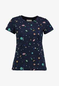 Springfield - SORBET - Print T-shirt - blues - 4