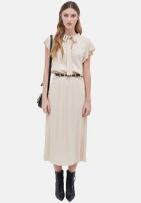 Motivi - STILE WESTERN - Day dress - beige - 1