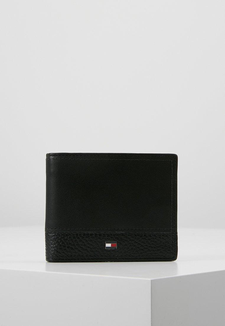 Tommy Hilfiger - BUSINESS MINI WALLET - Wallet - black