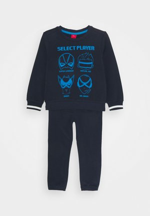 SET - Trainingspak - dark blue