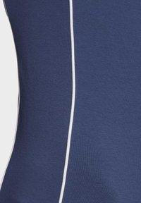 adidas Originals - TEE DRESS - Vestido de tubo - blue - 6