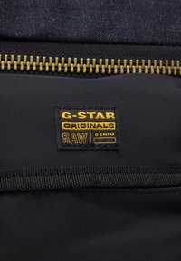 G-Star - ESTAN DETACHABLE POCKET BACKPACK SET UNISEX - Reppu - raw denim - 8