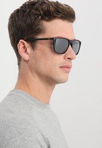 Emporio Armani - Sunglasses - black - 1