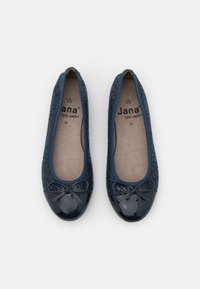 Jana - Ballet pumps - navy - 5