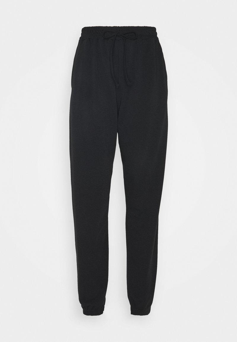 Missguided Tall - Pantalon de survêtement - black