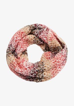 Snood - beige knit