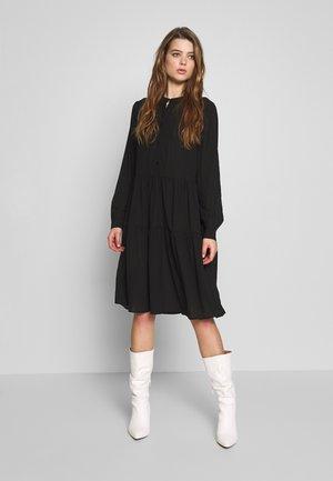 VALIS  - Skjortekjole - black