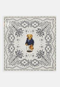 Polo Ralph Lauren - BEARDANA - Foulard - clubhouse cream - 3