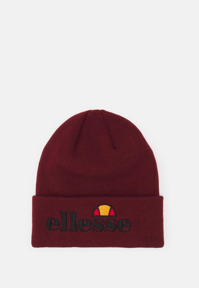 Ellesse - VELLY UNISEX - Gorro - burgundy