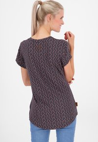 alife & kickin - MIMMY B  - Print T-shirt - charcoal - 2