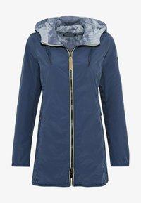 camel active - Reversible - Winter coat - blue - 5