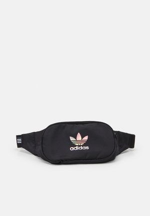 ESSENTIAL WAIST UNISEX - Bum bag - black