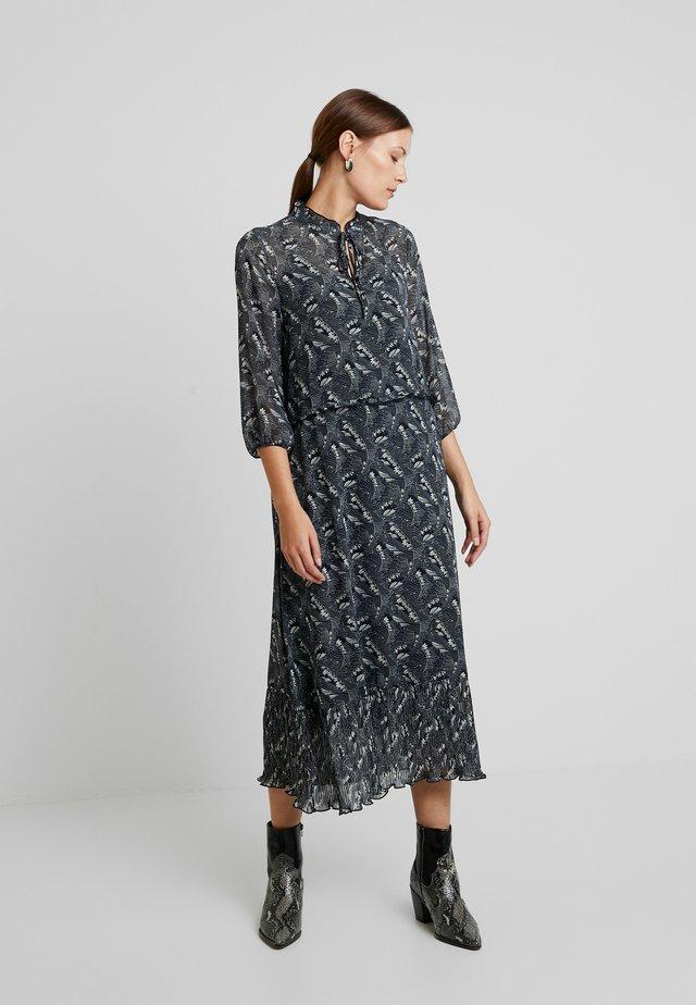 ASSIA DRESS - Vapaa-ajan mekko - midnight