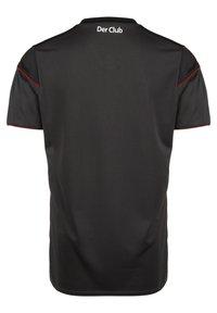 Umbro - Print T-shirt - black - 1