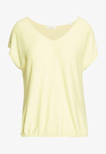 SUVIKE - Print T-shirt - fresh lemon