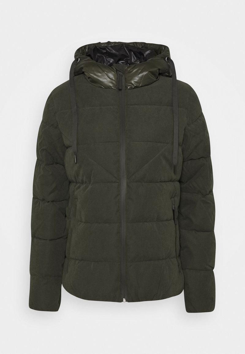 Q/S designed by - Winter jacket - olive
