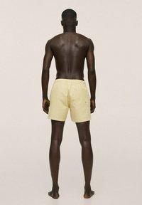 Mango - Swimming shorts - gelb - 2