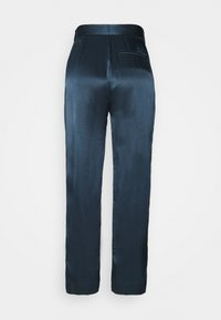 ASCENO - THE OLBIA TROUSER - Pyjamabroek - petrol - 1