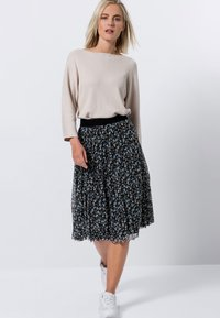 zero - A-line skirt - multi-coloured - 1