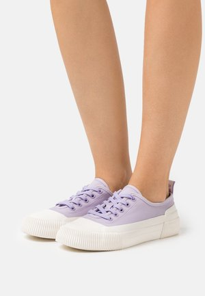 RUBBER LOW W - Sneakers laag - lilas
