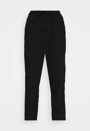 CALI PULL ON PANT - Tygbyxor - black