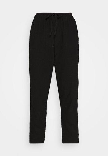 CALI PULL ON PANT - Pantalones - black