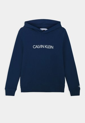 INSTITUTIONAL - Kapuzenpullover - blue