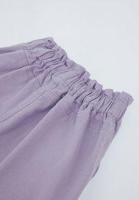 DeFacto - Denim skirt - purple - 3