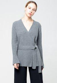 jeeij - Cardigan - grey - 0