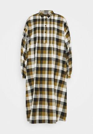 NICKY - Košilové šaty - olive
