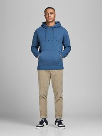 Jack & Jones - JORCOPENHAGEN - Hoodie - ensign blue - 1