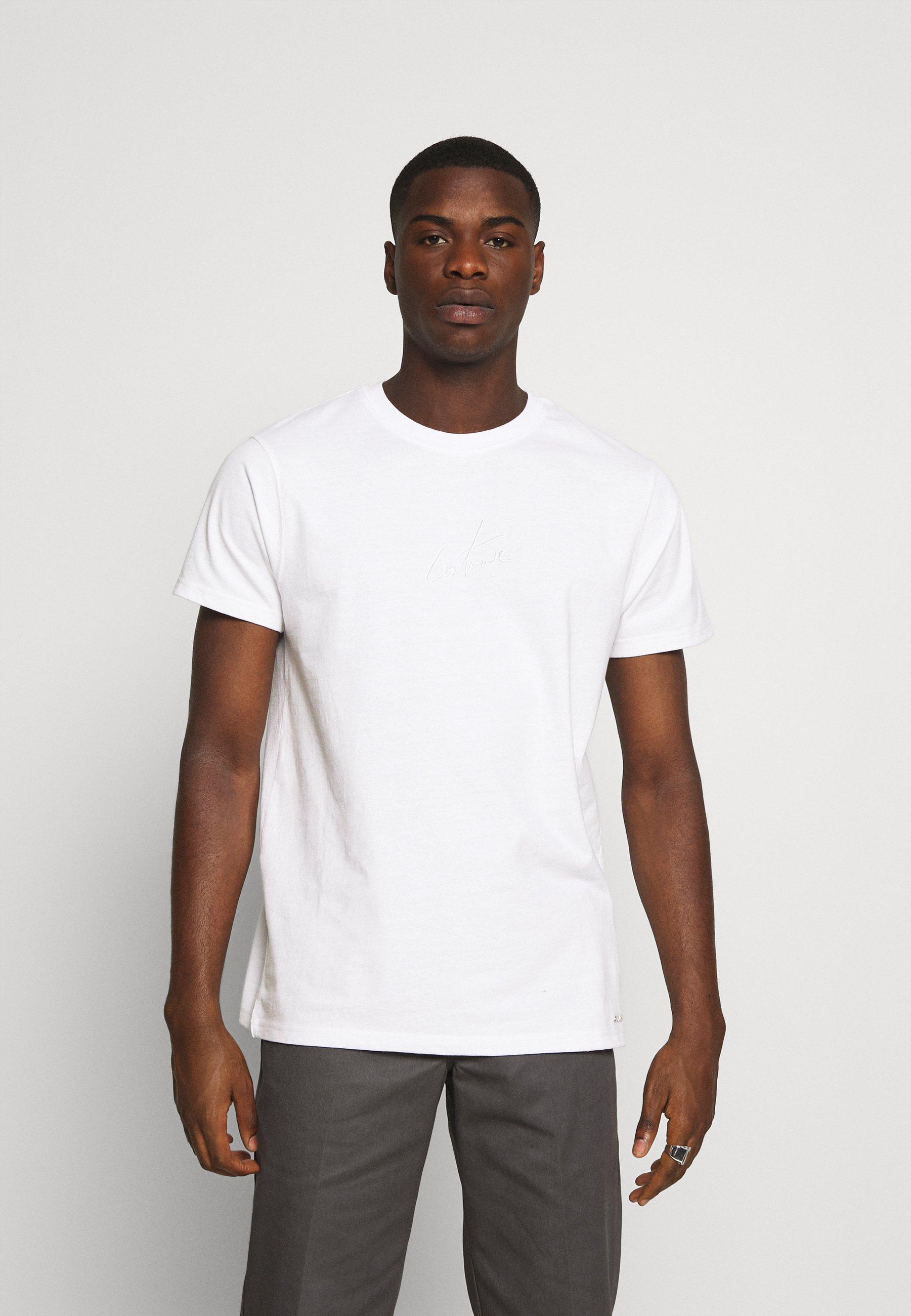 Men BASIC FITTED - Print T-shirt