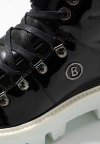 Bogner - COPENHAGEN  - Kotníková obuv - black - 2