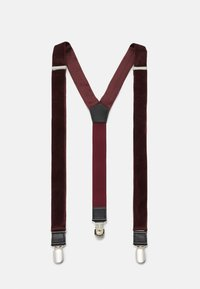 Only & Sons - ONSBOWTIE SUSPENDER SET - Pásek - winetasting - 3