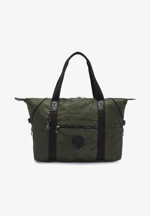 Tote bag - urban green jq
