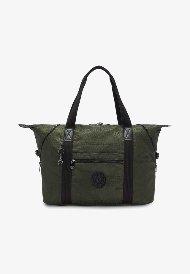 ART M - Shopping bag - urban green jq
