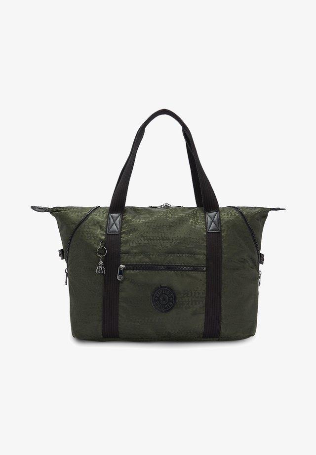 Shopping bag - urban green jq