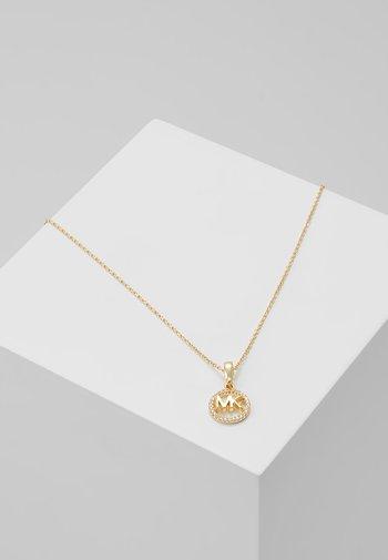 PREMIUM - Necklace - gold-coloured