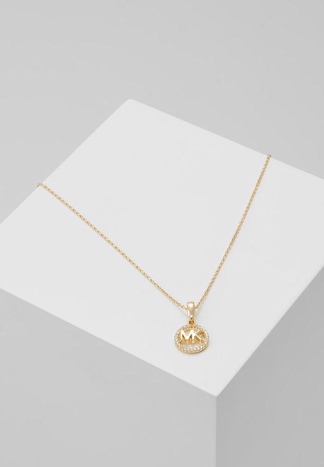 PREMIUM - Necklace - gold-coloured