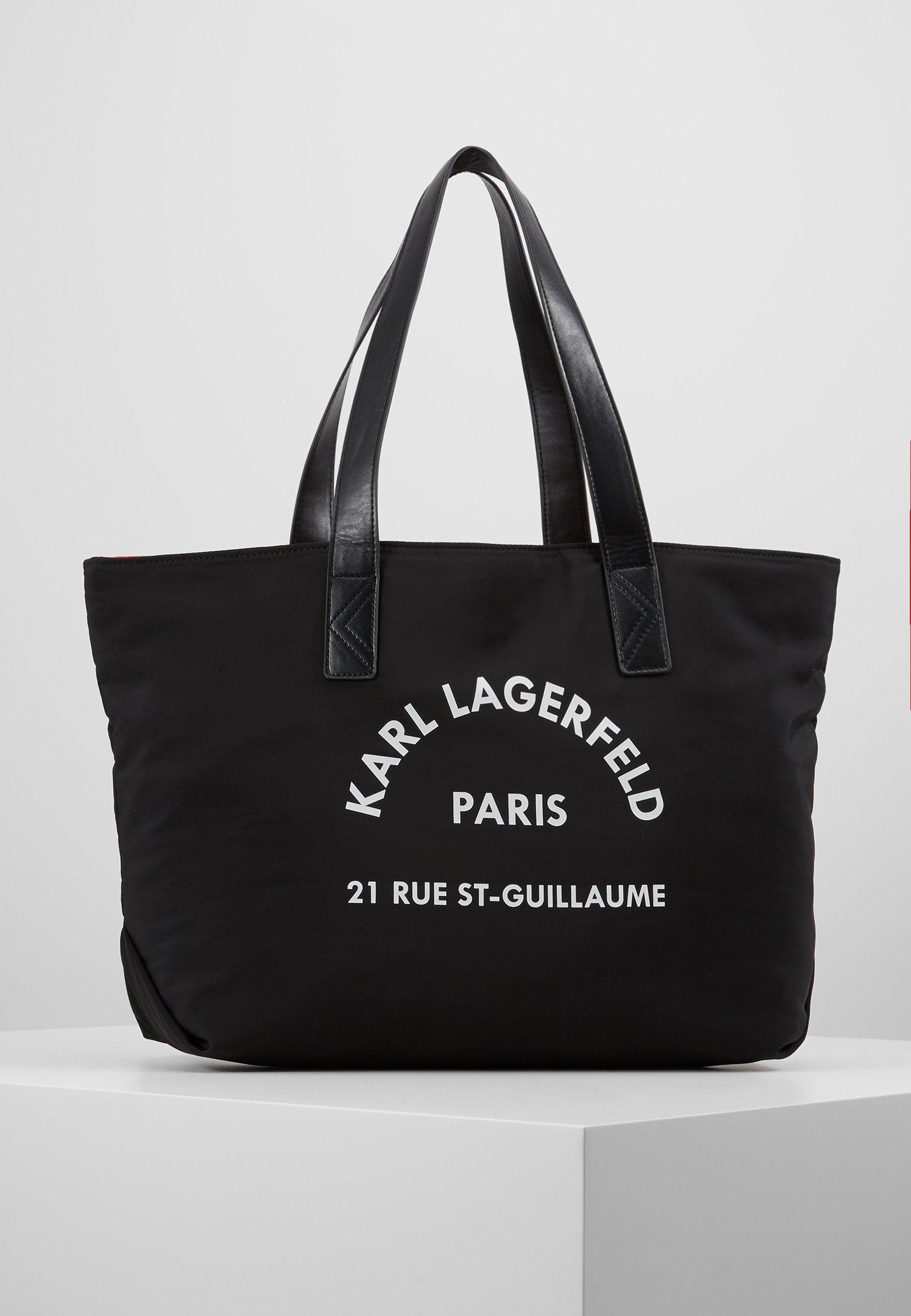 Black Shopping bag with logo   Prada   Vesker   Miinto.no
