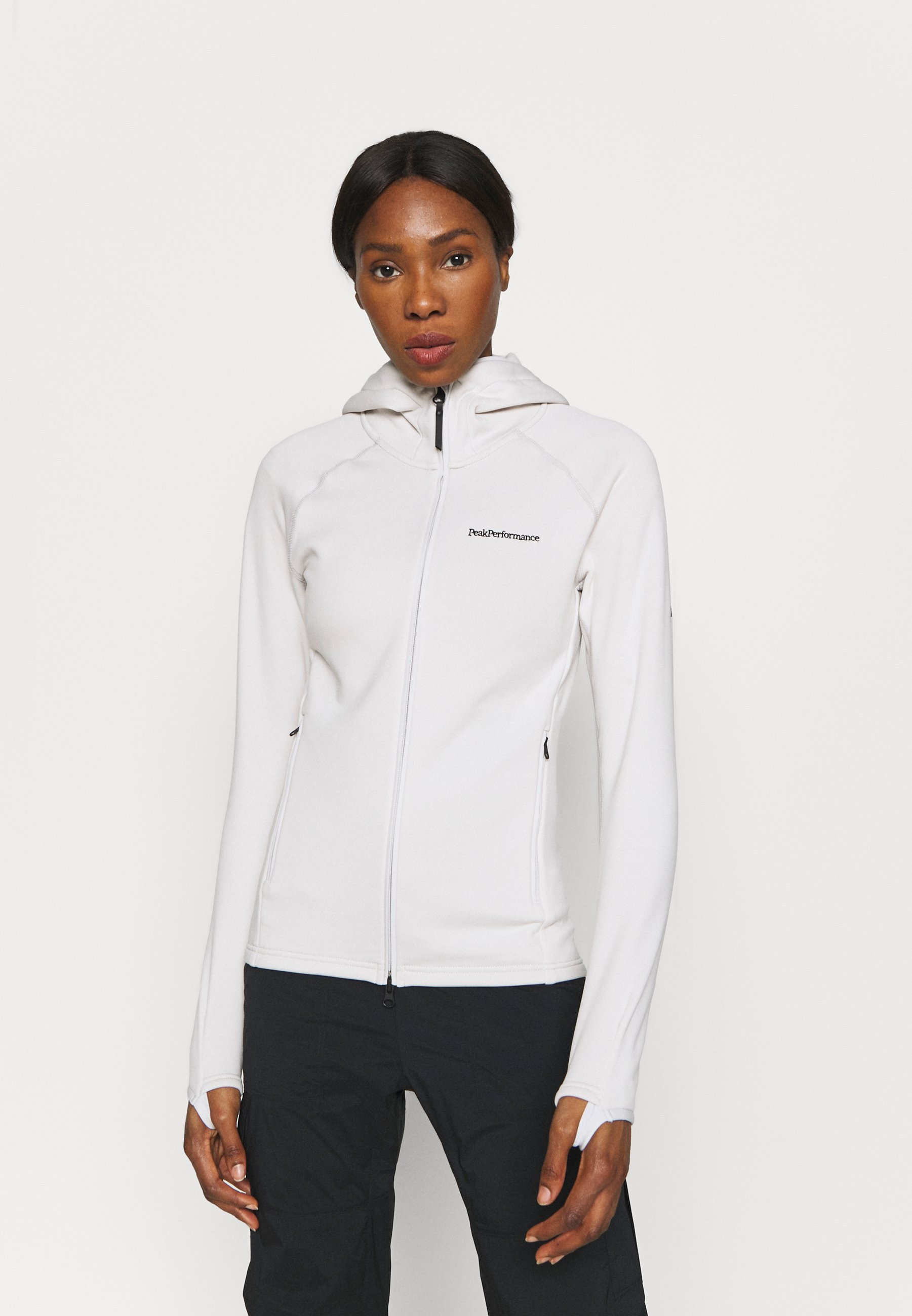 Women CHILL ZIP HOOD - Fleece jacket