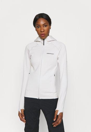 CHILL ZIP HOOD - Fleece jacket - antarctica