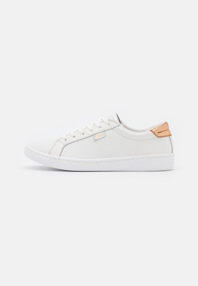 ACE - Sneakers laag - metal white/rose