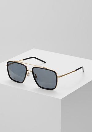 Lunettes de soleil - gold-coloured/black
