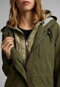 edc by Esprit - Winter jacket - khaki green - 3