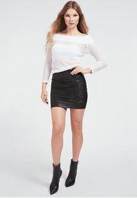 Guess - Long sleeved top - weiß - 1