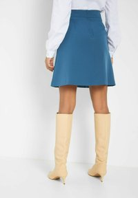ORSAY - A-line skirt - royal blue - 2