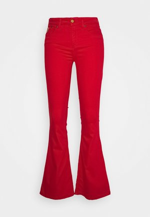 RAVAL  - Trousers - haute red