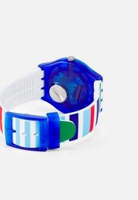 Swatch - HOME STRIPE HOME - Zegarek - multicolor - 2