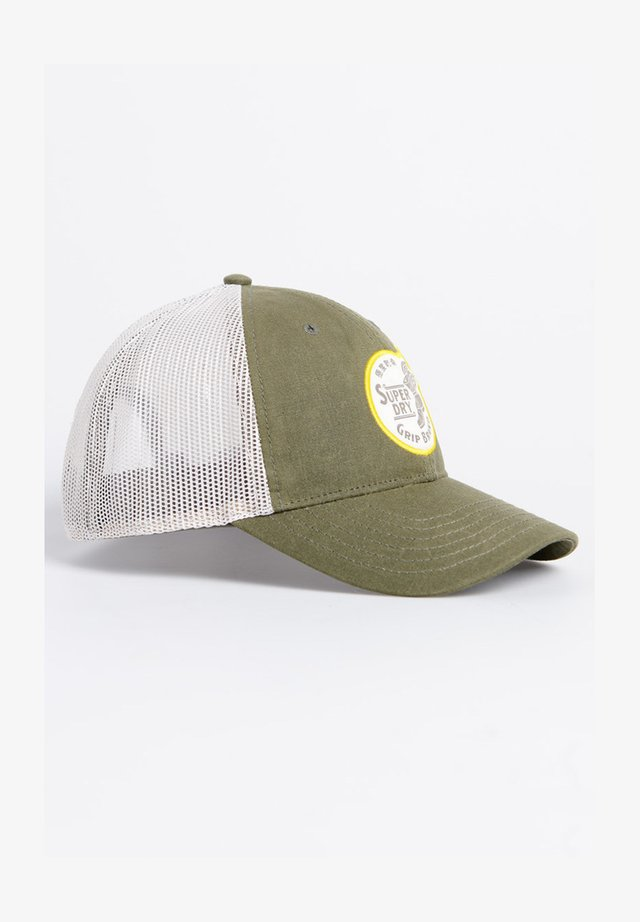 Casquette - olive night